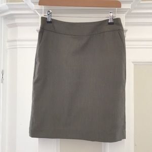 Banana Republic Work skirt